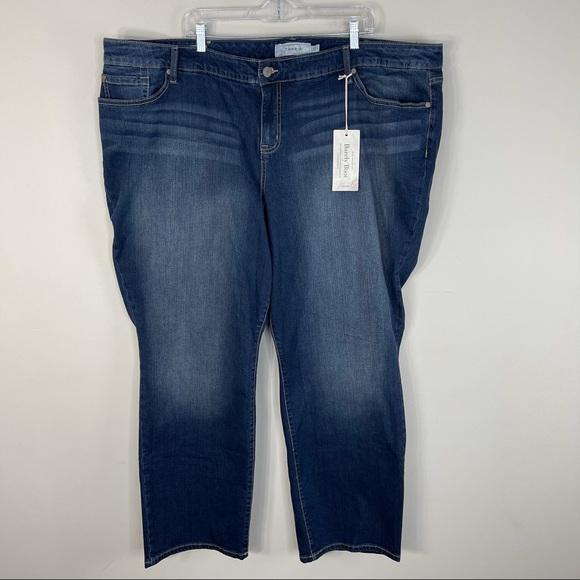 New Torrid Barely Boot Jeans